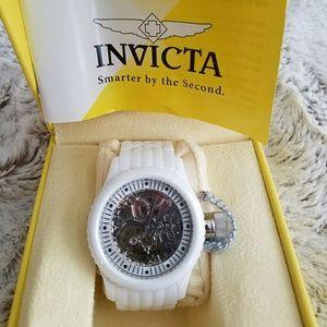 Invicta ceramic watch